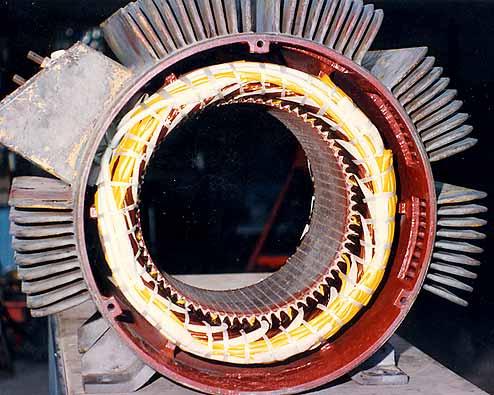 Assistenza e riparazione motori, trasformatori, pompe sommerse